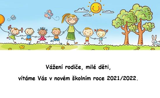 Školní rok 2021/2022